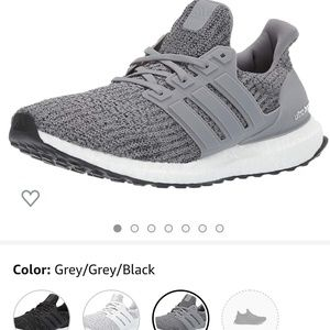 Adidas Mens Ultra Boost Size 9.5